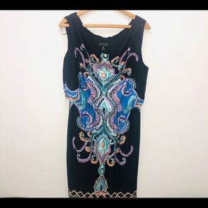 Enfocus Studio Sleeveless Dress.